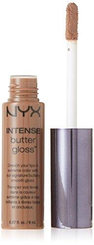 NYX PROFESSIONAL MAKEUP Intense Butter Gloss, Cinnamon Roll, 0.27 Fluid Ounce