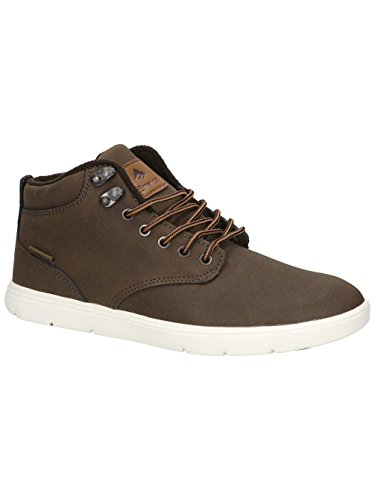 Zapatillas Cruiser De Para Skateboarding Hlt Wino Emerica Dark Hombre Brown HZ56qw