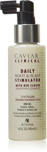 Alterna Caviar Daily Root and Scalp Stimulator for Unisex, 4 Ounce (Alterna Caviar Treatment)