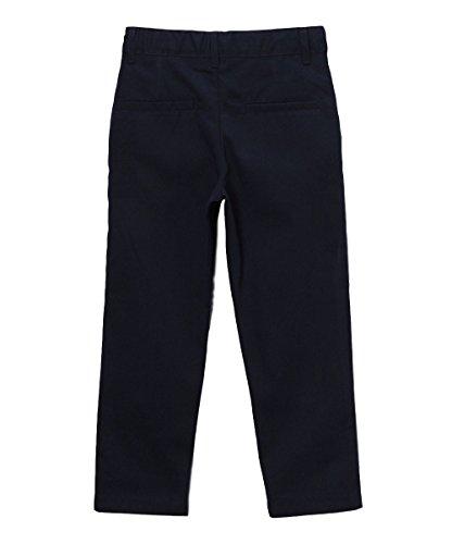 Uniform Flat Front Pants - 9