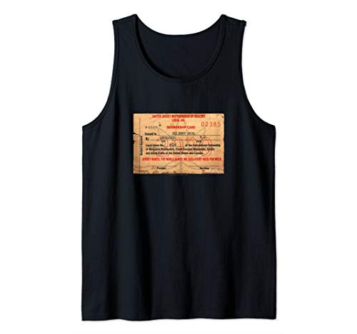 Jay and Silent Bob Dealer Card Tank Top