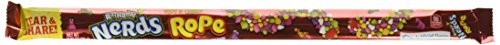 Nerds Rope Assorted 24 Ropes