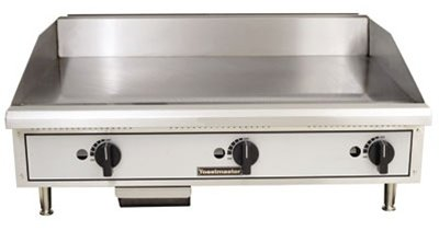 "Toastmaster TMGM36 Manual Natural Gas 36"" Griddle"