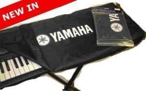 The Piano Accessory Shop - Funda para Yamaha DGX650 con logo Yamaha en color blanco
