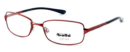 Bollé Voiron Lightweight & Comfortable Designer Reading Glasses in Red +2.25