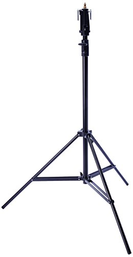 Cine Stand (Manfrotto 008BU 2- Section Aluminum Cine Stand with Leveling Leg (Black))