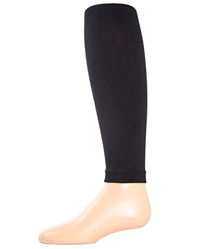 MeMoi Girls Fleece Lined Leggings | Buy Fleece Footless Tights Small