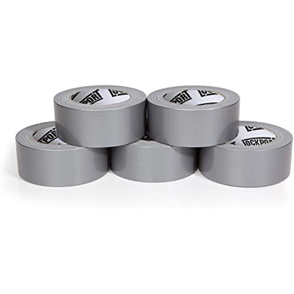 30 Yards x 2 5 Roll Multi Pack Industrial Lot Heavy Duty Silver Duct Tape