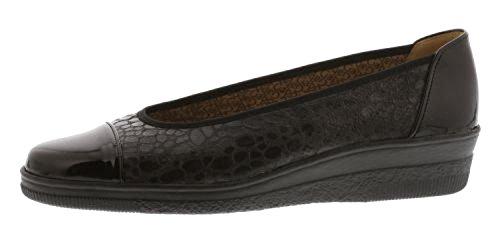 Black 402 97 Shoes Shine Croc Petunia 76 Gabor HwUIaqx8zz