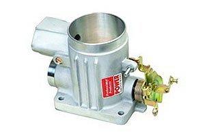 Satin Throttle Body - Professional Products 69214 70mm Satin Throttle Body