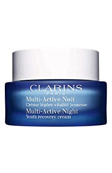 Clarins Multi Active Night Youth Recovery Comfort Cream for Normal to Combination Skin 1.7 oz.