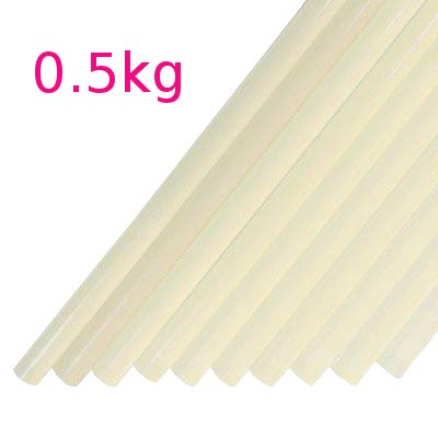 TECBOND 213-12-300-12mm Hot Melt Glue Sticks 0.5 KG