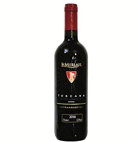 Rosso Toscano Le Merlaie Sangiovese | Vinho Tinto | safra 2016 | 750 ml | 12,5%