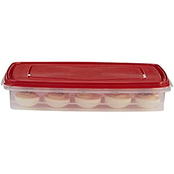 Rubbermaid Specialty Food Storage Containers, Egg Keeper