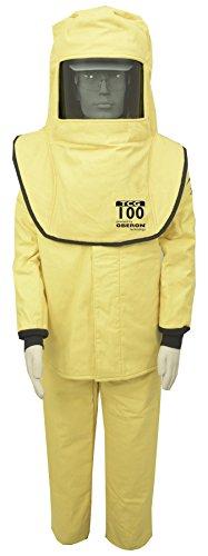 Oberon Company ARC100-C+HVS Arc Series Hood, ORC6, 100 Ca...