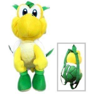 Super Mario Koopa Plush Backpack]()
