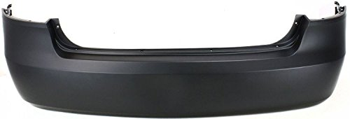 OE Replacement Hyundai Sonata Rear Bumper Cover (Partslink Number HY1100147)