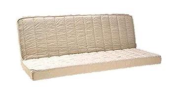 para Clic clac Espuma con Memoria de Forma colchón 55 kg/m3 + Espuma Poli