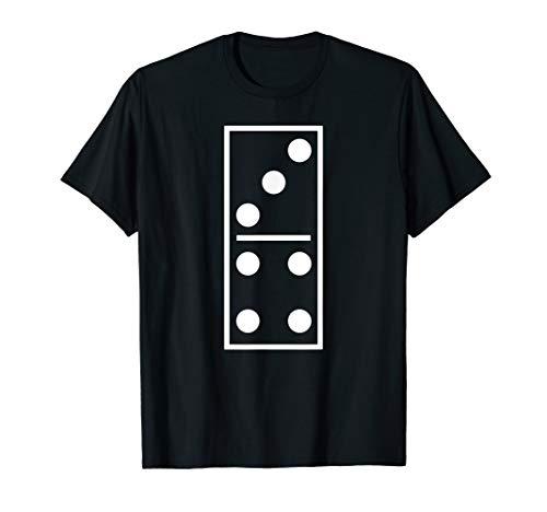 Dominoes Game 3-4 T Shirt Halloween Costume Family
