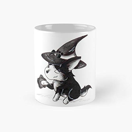 The Witch Of Boston Cuteness 11 Oz Coffee -