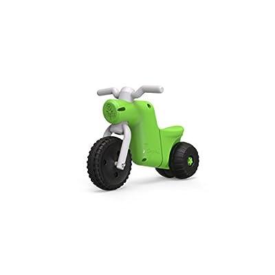 YBIKE Toyni Tricycle Balance Bike, Green: Kitchen & Dining