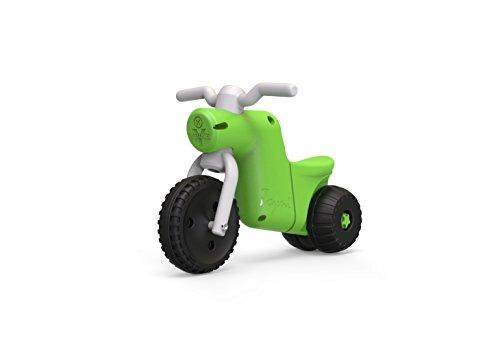 (YBIKE Toyni Tricycle Balance Bike, Green)
