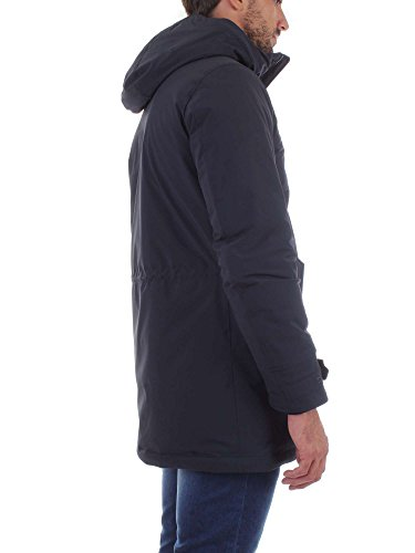 Woolrich Stretch Military Parka Woolrich Blu Stretch Parka Military r1Bxqr