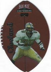 1998 Playoff Contenders Leather #59 Cameron - Leather Cameron