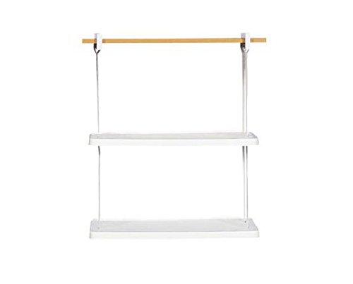 rubbermaid wire closet - 6