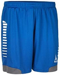 Select Player Shorts Chile Adulte Unisexe, Blue, 12 Years