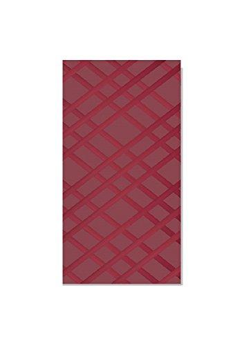 """Frame-For-All Bulletin-Memo Board: Burgundy (Slim (9"""" x 24""""))"""