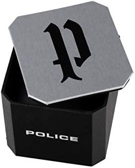 Montre de police R1471607006 LADBROKE CHR DIAL Black Strap Black