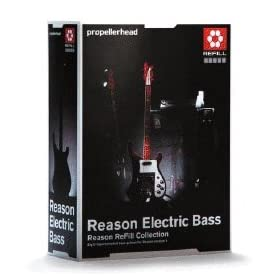 Reason Electric Basses ReFill