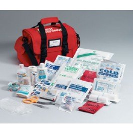 158-Piece First Responder Medical Kit by First Aid Only