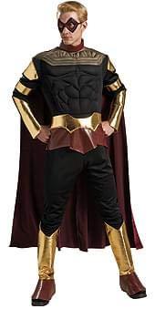 DC Comics Watchmen Muscle Chest Ozymandias Costume, -