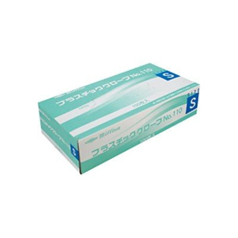 砦クレーンベイビーミリオン プラスチック手袋 粉付 No.110 S 品番:LH-110-S 注文番号:62741521 メーカー:共和