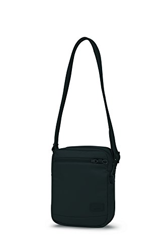 anti 5 Black bandolera Negro Bolso Black cross theft travel body PacSafe 100 bag liters CS75 Negro 22 2 100 cm Citysafe SFnqAxOB