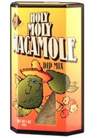 Wholesale Dip Mixes - Plentiful Pantry 501x3 Holy Moly Guacamole Dip Mix, 3 Pack