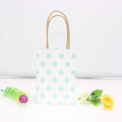 High Quality | Gift Bags & Wrapping Supplies | 20pcs Small Gift Bag with Handles Wedding Decoration Paper Gift Bag for Jewelry Birthday Decoration Event Party Supplies | by HeroBar991]()