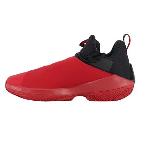 Nike Herren Jordan Jumpman Hustle Baseballschuhe, Rot (Gym Red/Black 601), 41 EU