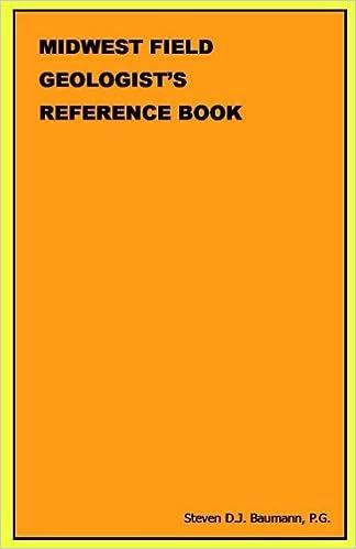 Descargar Torrent La Libreria Midwest Field Geologist's Reference Book PDF PDF Online