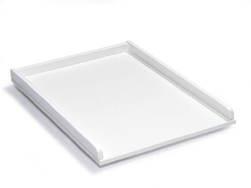 Wickelbrett Dekor Weiß von Schardt