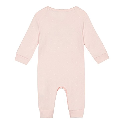 637450de03f Bluezoo Kids Baby Girls' Pink 'My First Eid' Long Sleeve Sleepsuit 3 ...