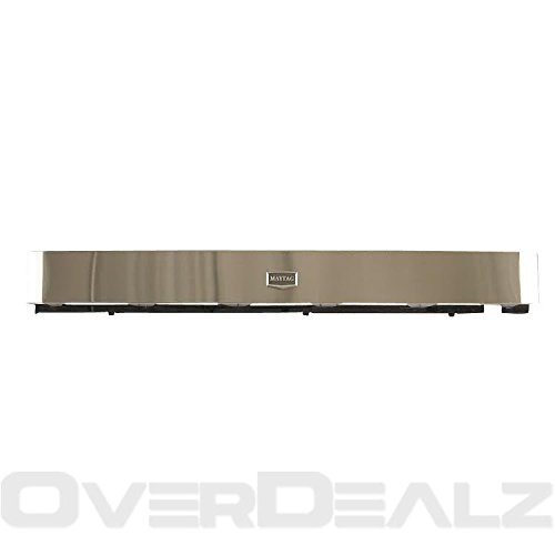 W10259232 Maytag Microwave Grill Vent (stainless) by Maytag