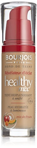 Bourjois Healthy Mix Foundation, No. 53 Beige Clair, 1 (Bourjois Beige Foundation)