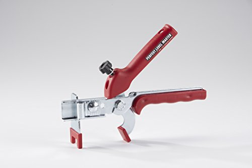 T-Lock ™ PERFECT LEVEL MASTER ™ Pliers Tool Gun for Tile leveling system - wall & floor spacers adjustment ! Tlock
