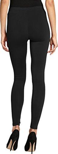 Lush-Moda-Seamless-Full-Length-Basic-Leggings-Variety-of-Colors