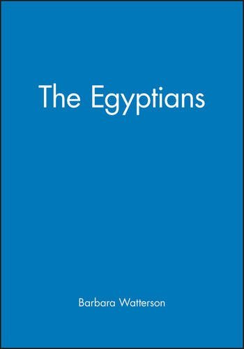 The Egyptians (Peoples of Africa) by Barbara Watterson (1998-12-04)