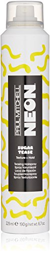 Paul Mitchell Neon Sugar Tease Hairspray,6.7 oz (Best Sugar Spray For Hair)