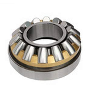 Grooved Race - Bearing Limited 51417 Ball Thrust Bearing - Metric - 3 Piece - Grooved Raceways